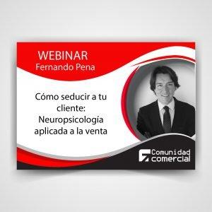 Webinar: Cómo seducir a tu cliente. Neuropsicología aplicada a la venta