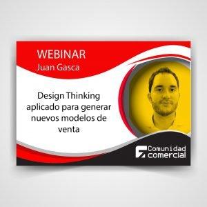 Webinar: Design Thinking aplicado para generar nuevos modelos de venta